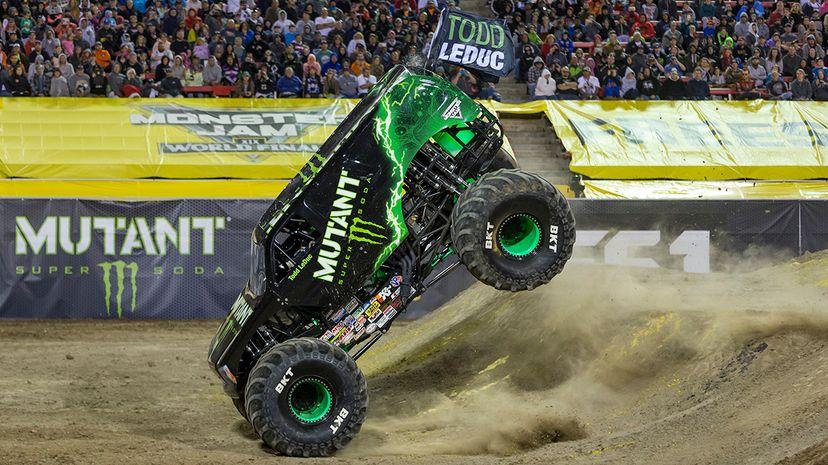 Monster Truck Jam events