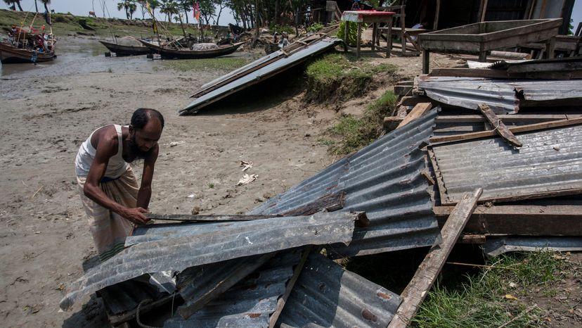 Bhola cyclone
