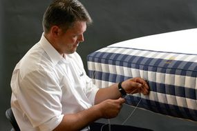 The craftsmanship that goes into each Vividus mattress and frame has been honed to perfection over the past century and a half.