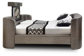 The ELITE SAFE-T bed by Hollandia International not only delivers a great night's sleep, it can also spare you from ever getting popcorn butter and candy wrappers stuck on the bottom of your shoes at the movies again.