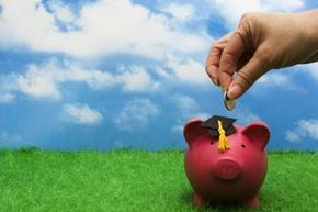 If saving for college isn't an option, financial aid will start to look pretty appealing.