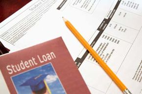 Student loans can help tie up any loose ends.