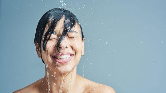 Morning vs. Evening Showers: Discuss