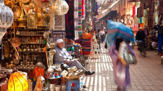 How Moroccan Traditions Work