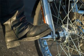 Motorcycle boots are extremely important, assuming that you want to protect your feet and ankles.