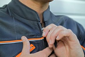 When it comes to safety gear, motorcycle jackets are only one part of the equation.