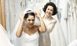 Image Gallery: Wedding Gowns How much responsibility does the mother of the bride take on? See more pictures of wedding gowns.