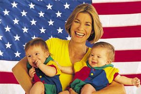 During America's founding, motherhood was considered an invaluable civic duty.