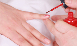 Go ahead, spring for the manicure, too.