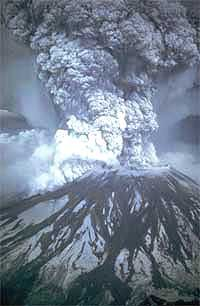 On May 18, 1980, at 8:32 a.m. Pacific Daylight Time, a magnitude 5.1 earthquake shook Mount St. Helens. See more pictures of natural disasters.