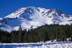 Hikers in Northern California have been scaling Mount Shasta for years. See more national park pictures.