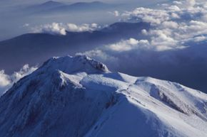 Depending on the season, Mount Shasta is prone to avalanches.