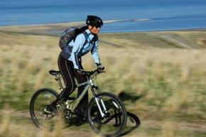 Image Gallery: Extreme Sports Safety, comfort and performance accessories can greatly enhance your mountain bike ride. See more pictures of extreme sports.