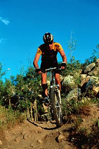 The IMBA's trail rating system helps you determine if your skills are up to the challenge of a particular trail.