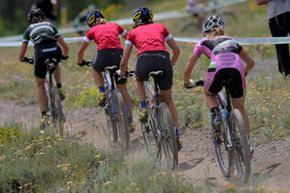 Extreme Sports Image Gallery Mountain biking is one of the most popular sports around for a reason. See more extreme sports pictures.