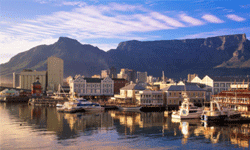 Relocating to a far-off destination like Cape Town, South Africa, will require some serious savings.
