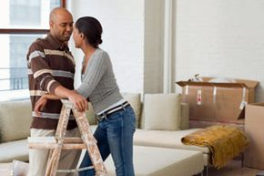 """Moving in together is the closest you'll get to marriage without saying """"I do."""""""