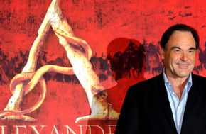 """Despite a publicity buzz, Oliver Stone's """"Alexander"""" didn't fare well at the box office."""
