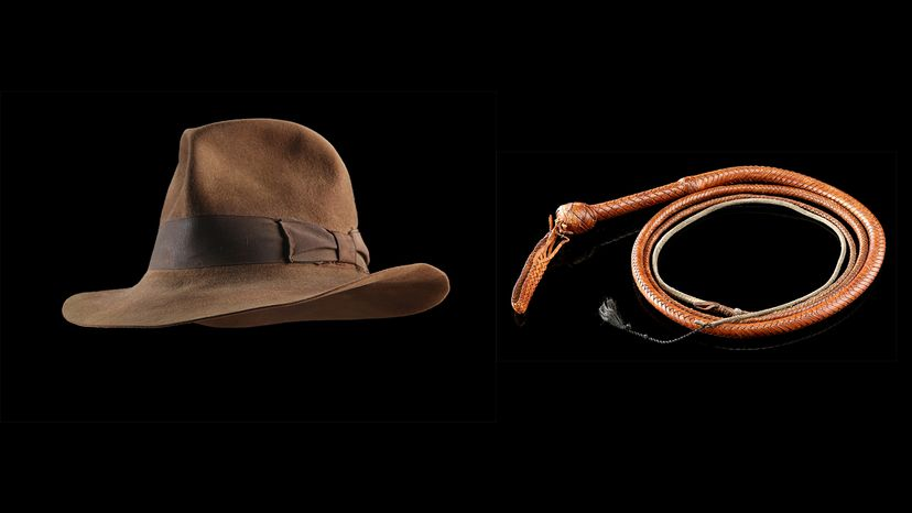 Indiana Jones memorabilia