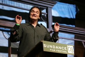 Director Quentin Tarantino has experienced success without a college degree.