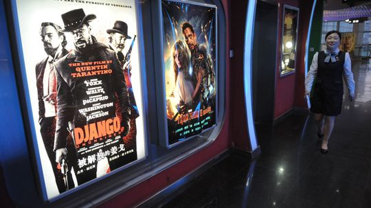 Why do movie posters look so much alike?