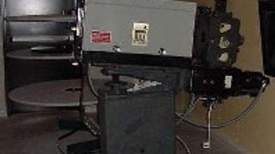 How Movie Projectors Work