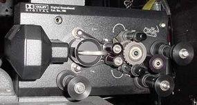 A Dolby Digital reader