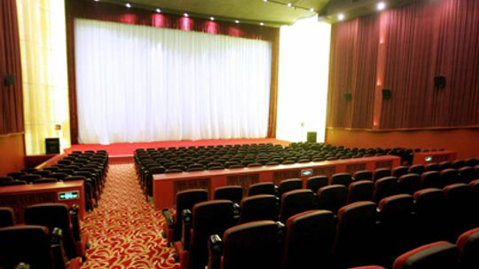 Where is the best place to sit when I go to the movies?