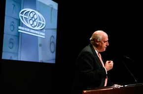President and CEO of the Motion Picture Association of America (MPAA) Dan Glickman.