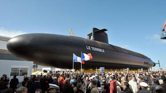 How Nuclear Submarines Work