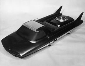 In the 1950s, Ford produced a concept car called the Nucleon, intended to run on nuclear power, but the vehicle was never produced. See more nuclear power pictures.