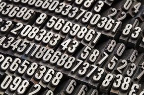 The numerals that make up a numbers station message have no meaning to anyone except the intended recipient.