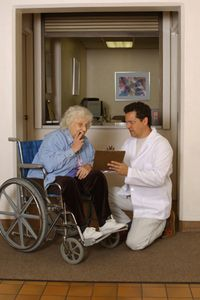 Be sure to check into past complaints before entering a nursing home.