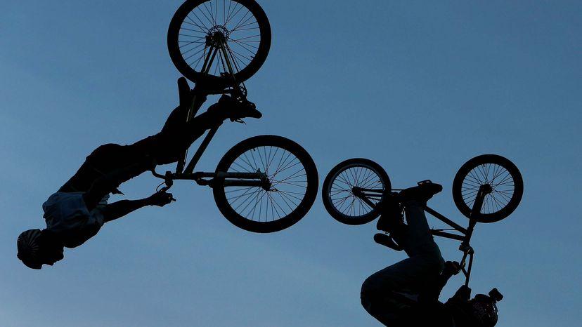 NZ, extreme sports