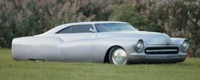 Nadean, a new-wave style custom car, was inspired by the CadZZilla™. See more custom car pictures.
