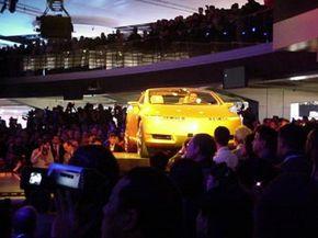 The Oldsmobile O4 concept car