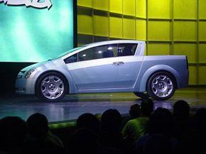 The GM Sabia concept car