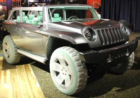 The Jeep Willys
