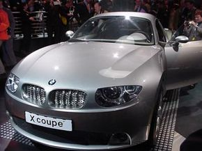 The BMW X coupe