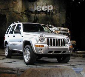 The 2002 Jeep Liberty