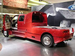 The Ford Supercruizer