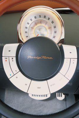 The instrument pod
