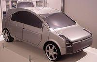 Low Mass Concept Car