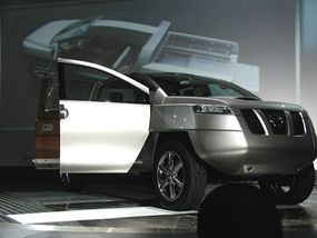 Nissan's concept truck