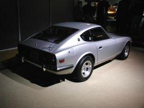 The original Nissan 240 Z