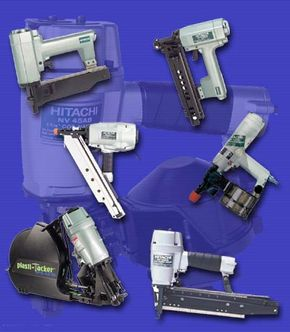 Find out how these popular machines launch nails at such astounding speeds. See more power tools pictures.