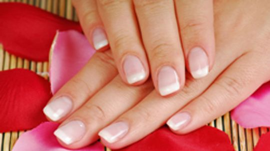 5 Different Nail Shapes for Your Next Manicure