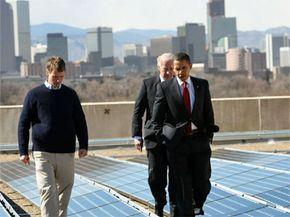 Even President Obama is interested in solar technology. Imagine how interested he'd be in a next-generation solar technology that's smaller, cheaper and more efficient. See more green science pictures.