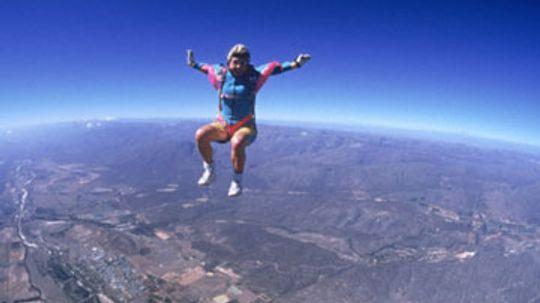 Did NASA create a new adventure sport?