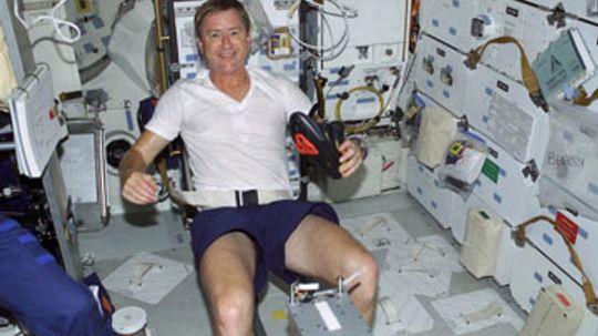 How has NASA improved athletic training?